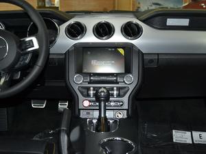 2017款5.0L GT 性能版 中控台
