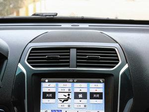2017款2.3T EcoBoost精英版 空调出风口
