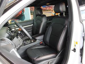 2017款3.5T EcoBoost运动版 前排座椅