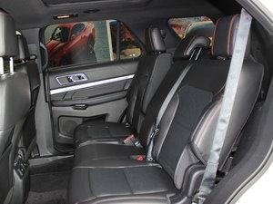 2017款3.5T EcoBoost运动版 后排座椅