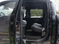 空间座椅福特F-150后排空间