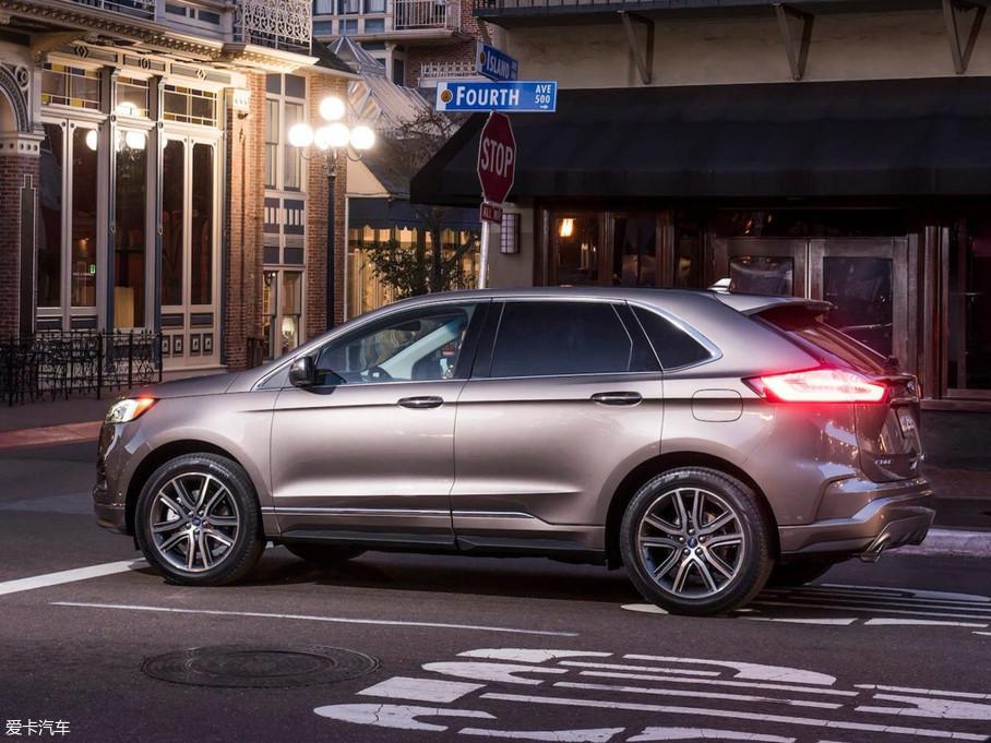 爱卡首页 汽车图片 福特 锐界(进口) 2018款titanium elite  2018款