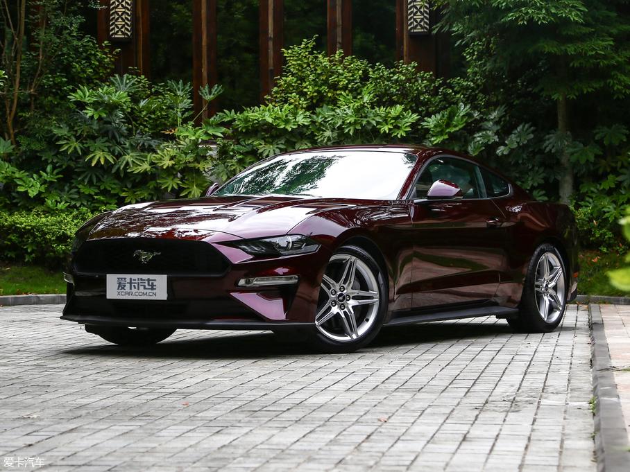 2018款Mustang 2.3L EcoBoost