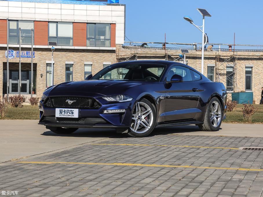 2018款Mustang 5.0L V8 GT