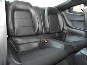 2018款2.3L EcoBoost 后排座椅