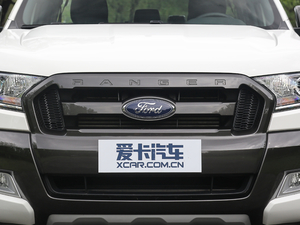 2018款Wildtrak 中网