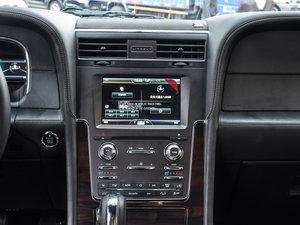 2016款3.5T AWD 中控台