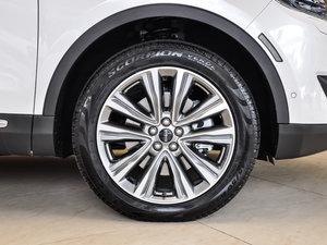 2015款2.7T 四驱尊耀版 轮胎