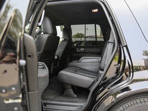 2017款3.5T AWD 后排空间