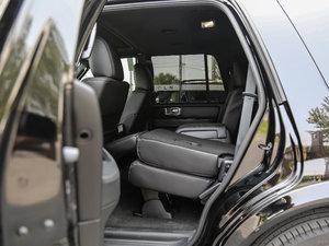 2017款3.5T AWD 后排座椅放倒