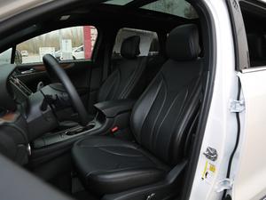 2019款2.0T 两驱尊雅版 前排座椅