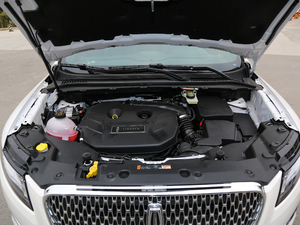 2019款2.0T 两驱尊雅版 发动机