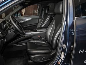 2019款2.0T 四驱尊雅版 国VI 前排座椅