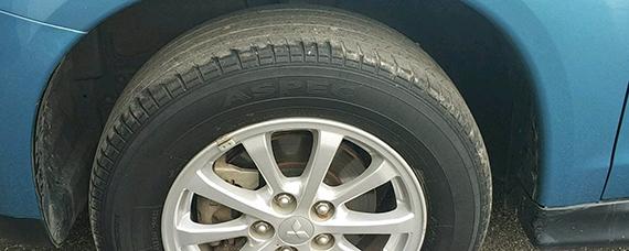 汽车冷知识:轮胎上有MIRAGE是什么标志