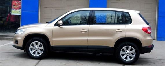 汽车冷知识:途观排气管为什么黑