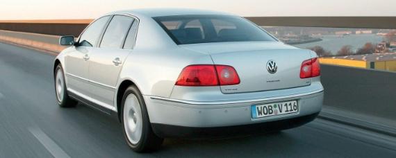 汽车冷知识:大众车尾带字母的车有什么