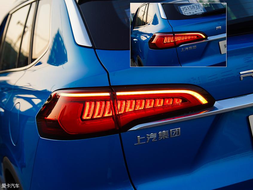 试驾上汽荣威RX5 MAX