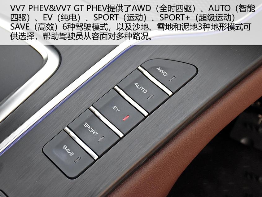试驾WEY VV7 PHEV/VV7 GT PHEV