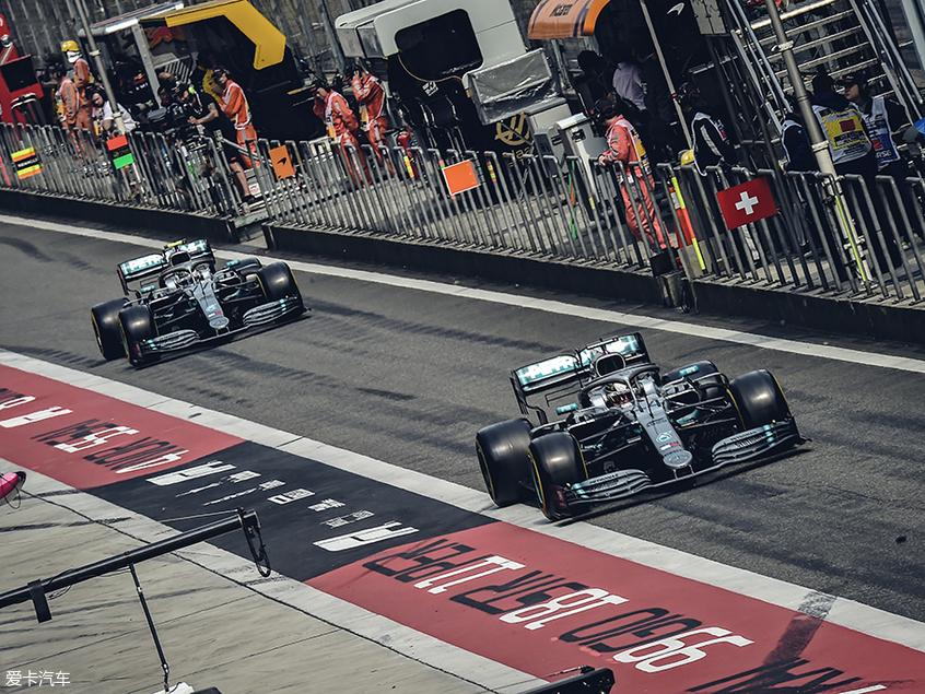 F1中国站