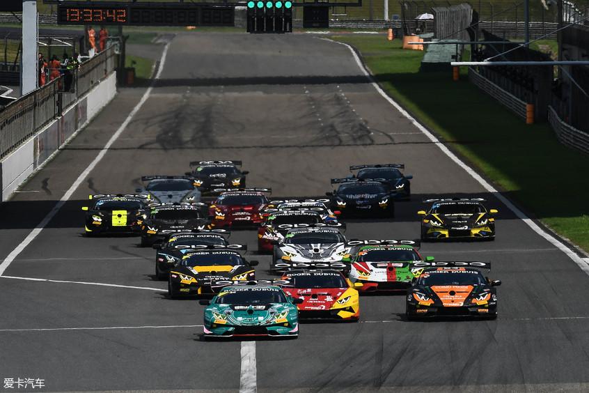 兰博基尼Super Trofeo亚洲挑战赛