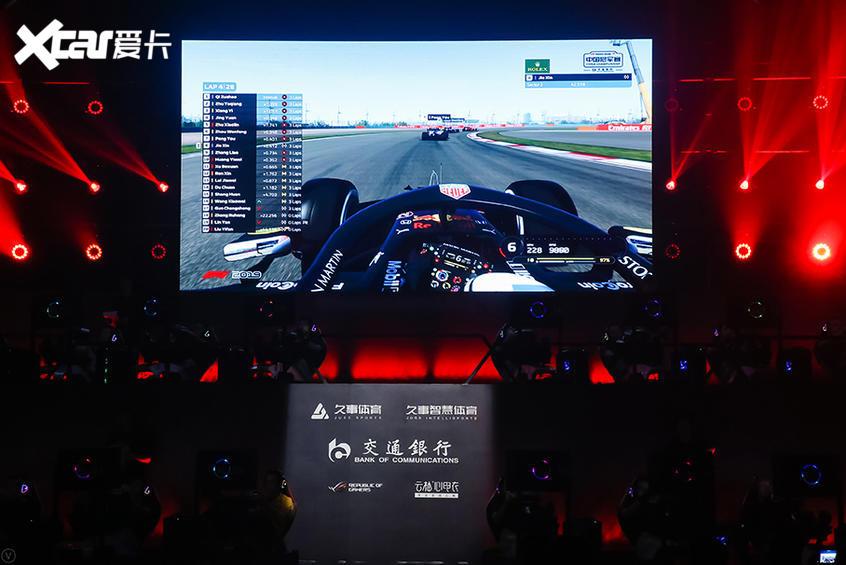F1电竞中国冠军赛总决赛
