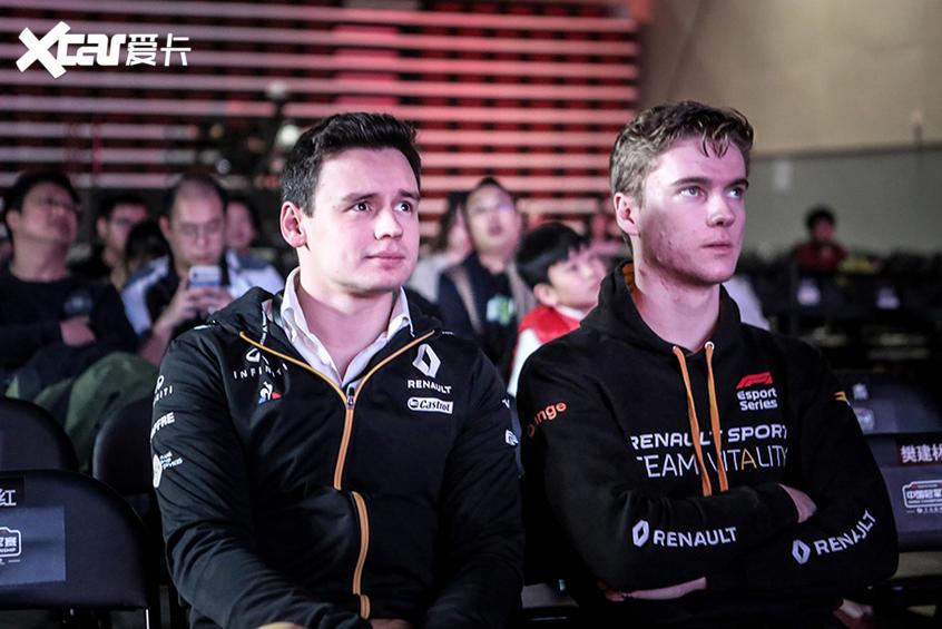 F1电竞总决赛