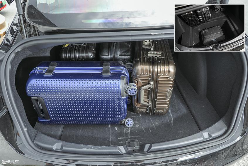 捷豹i-pace特斯拉model3前途K50