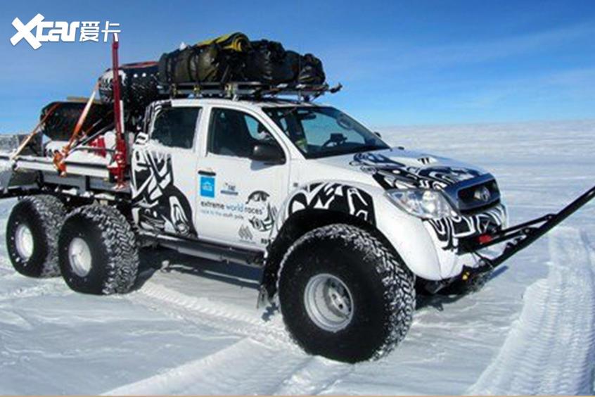 北极卡车(上)