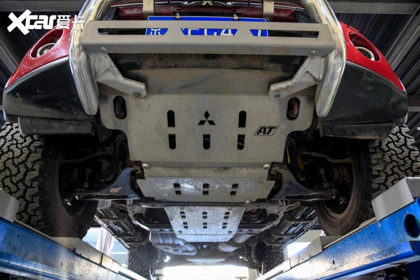 帕杰罗V87