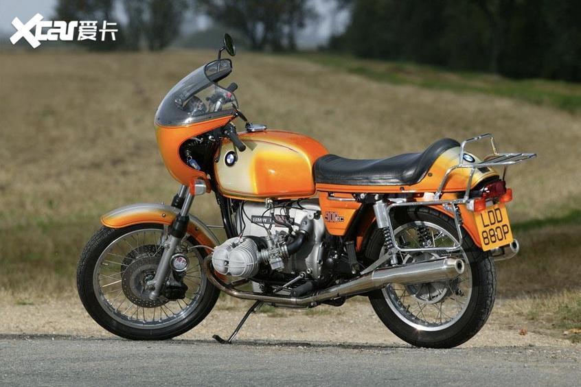宝马摩托车