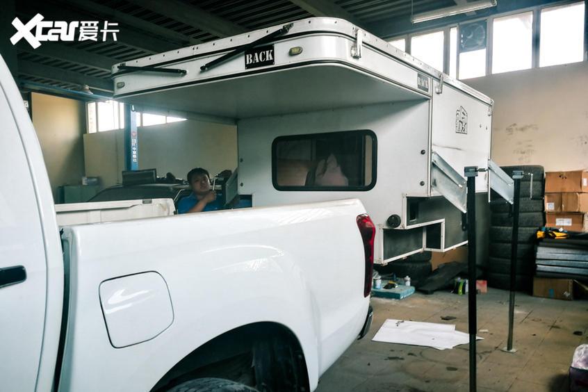 北极卡车D-MAX