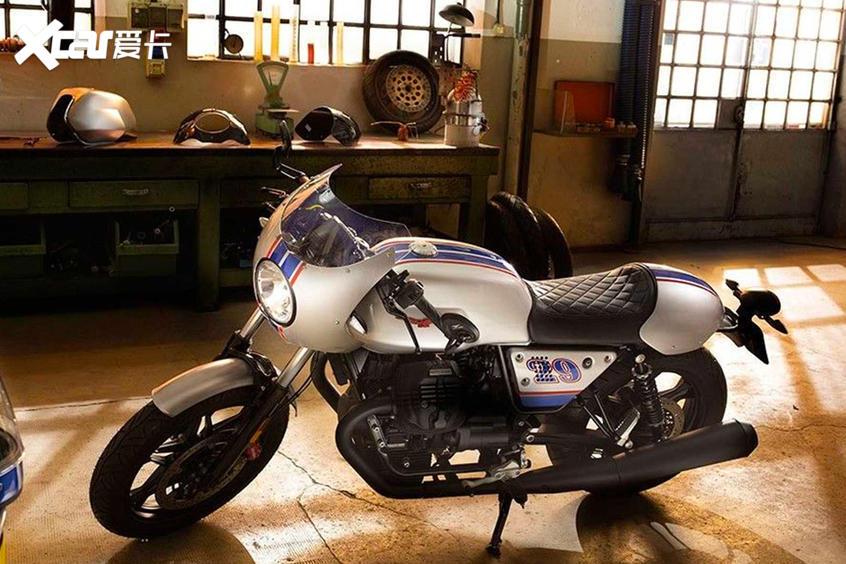 摩托古兹V7 Racer 10周年特别版