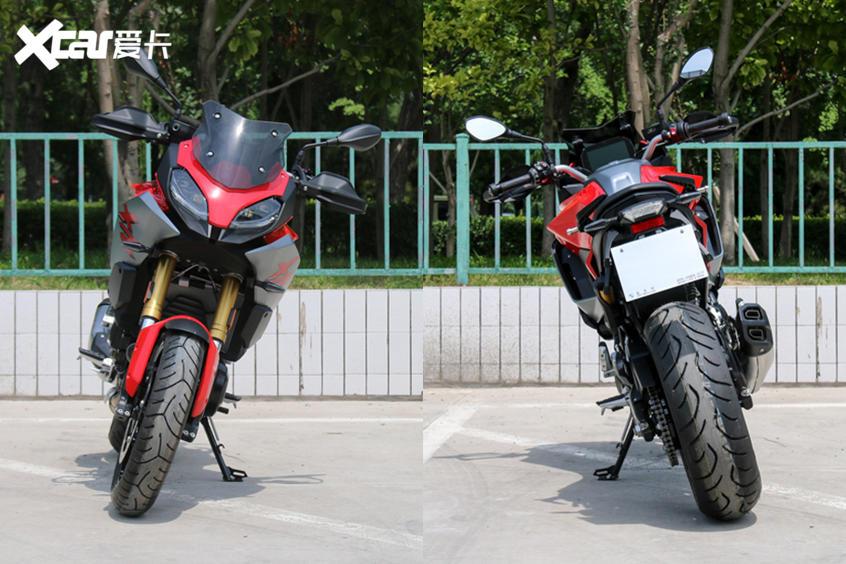 F900XR实拍