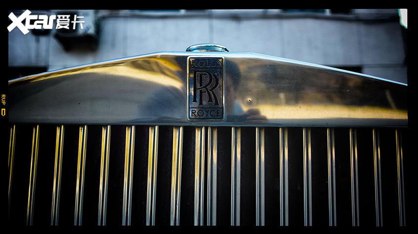 劳斯莱斯;银灵;老爷车;酷野谷
