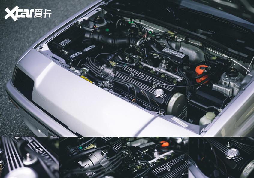 本田CR-X;改装