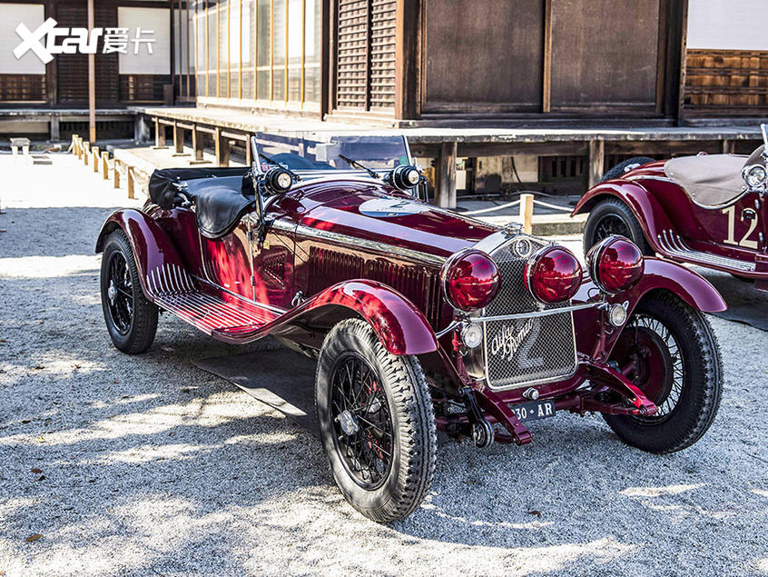 老爷车;赛车腕表;Zagato;Mille Miglia千里赛