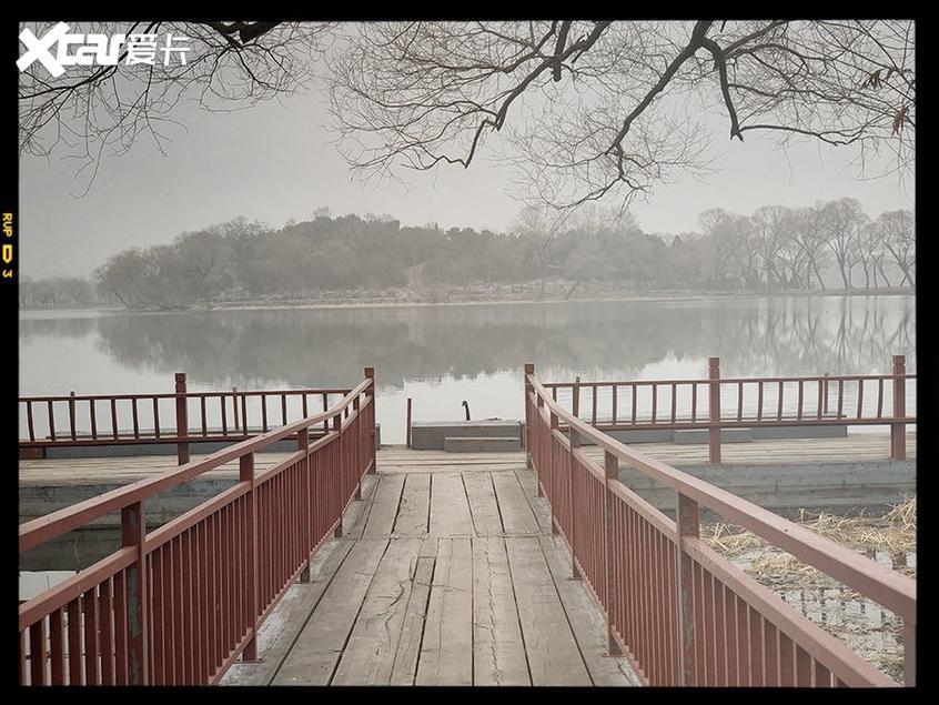 自驾游;宝马i3;颐和园