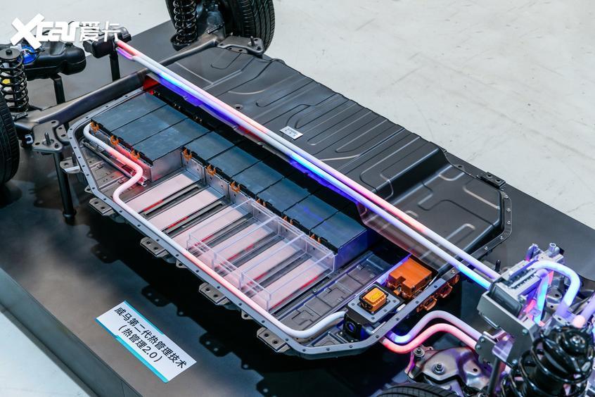 威马电池热管理