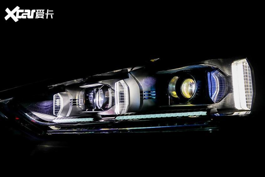 VV6智能像素大灯