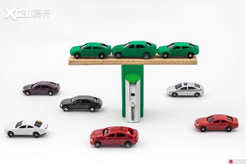 新能源车桩比例失衡