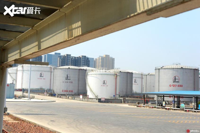 成品油油库