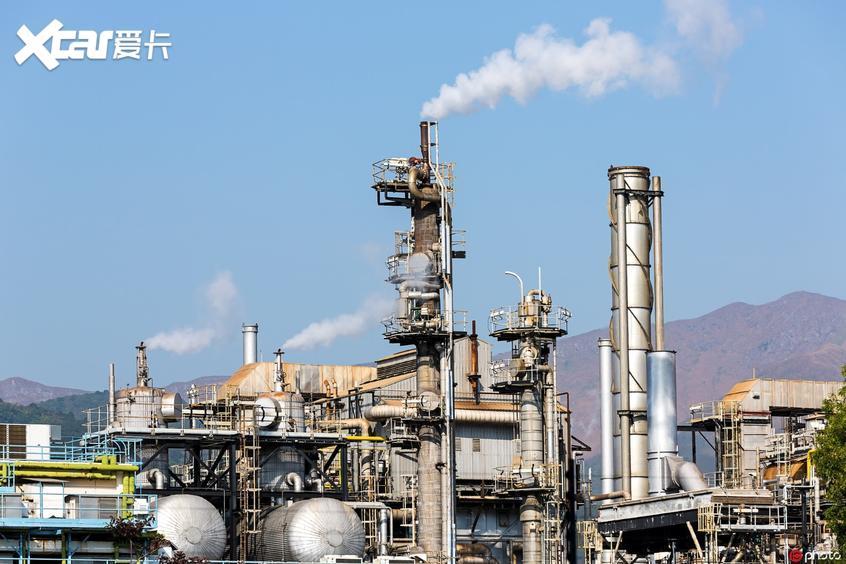 小型炼油厂