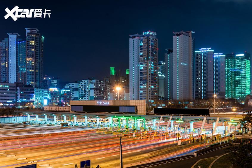 韩国高速公路