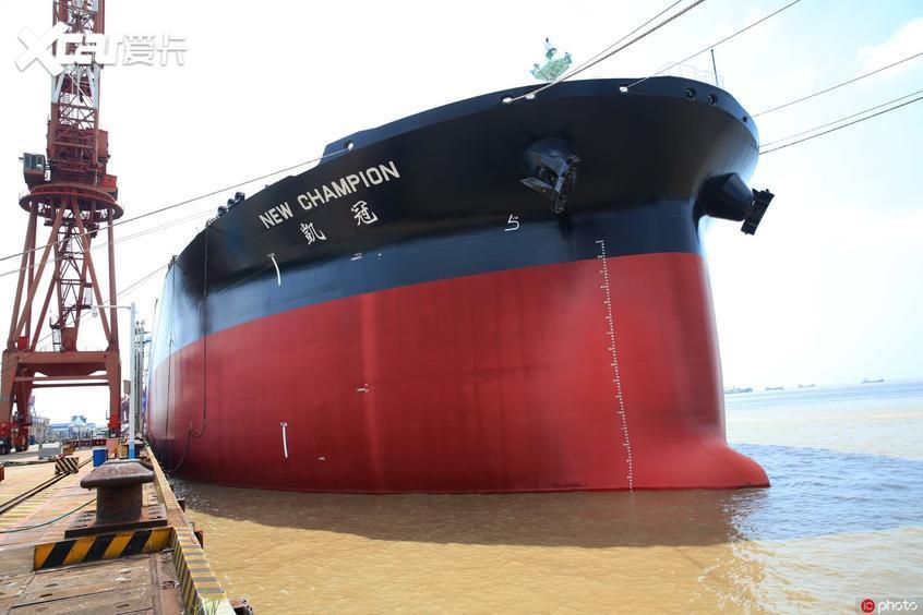 超大型油轮