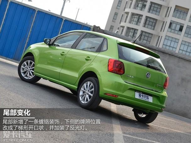 上海大众新polo两厢_「图文」换装EA211/荐1.6L舒适 新POLO购车手册_爱卡汽车