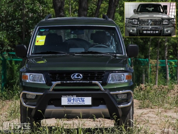 猎豹汽车2014款猎豹Q6