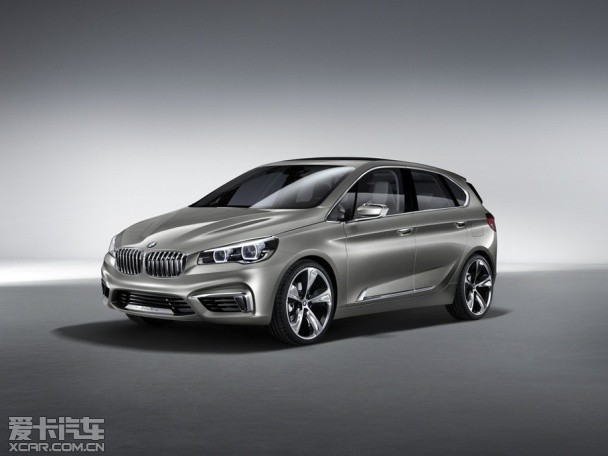 成功的革命 试驾BMW 2系Active Tourer