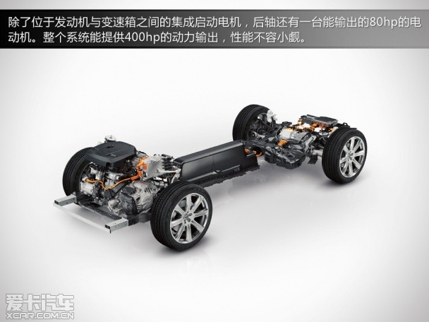 全新XC90,SPA平台