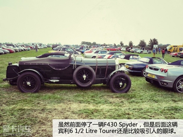 2014古德伍德古董车赛车节