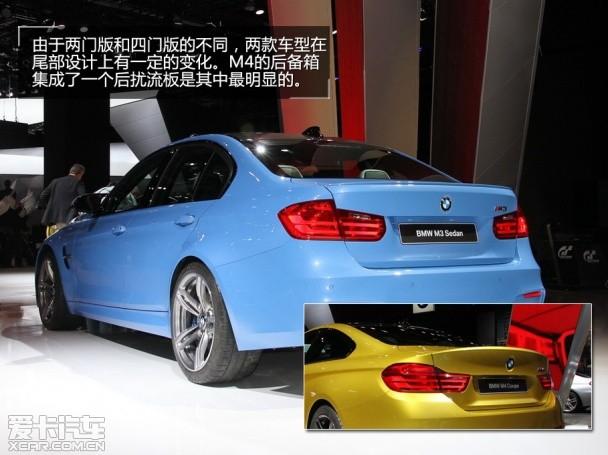 静评宝马M3/M4